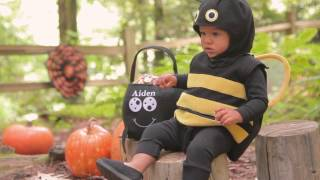 Playful Baby Halloween Costumes   Pottery Barn Kids