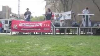 The Rose Lights - Gypsy Melody [UW Battle of the Bands; April 19, 2010]