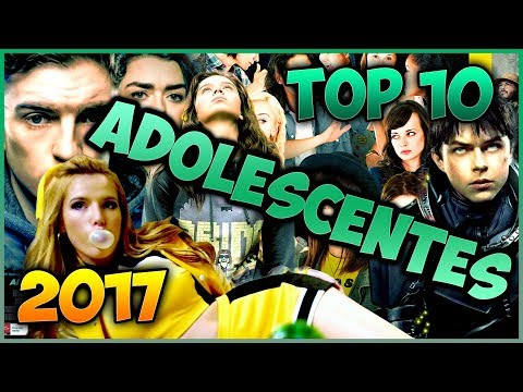 Top 10 Peliculas Para Adolescentes 2017   Top Cinema