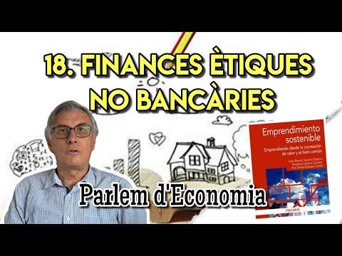 18 - Finanzas éticas no bancarias: cooperativas financieras y finanzas solidarias[;;;][;;;]