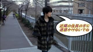 ジェジュン Jaejoong ~ 目黒川の桜、散らないで ~