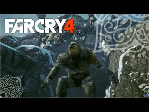 Far Cry 4 Valley Of The Yetis Dlc Out Today Gets Gameplay Walkthrough Video
