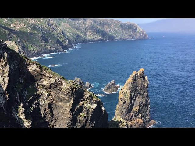 Aussicht am Cabo Ortegal