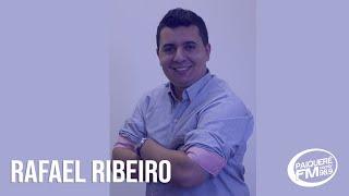 Rafael Ribeiro conta como entrou para Paiquerê FM