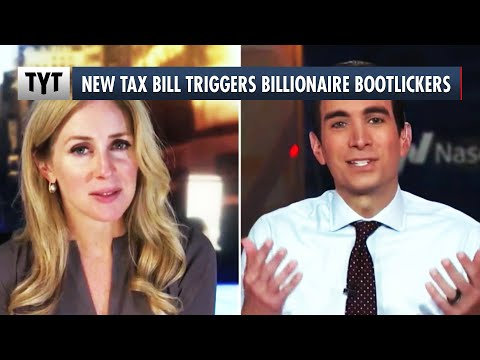 CNBC FREAK OUT After Bernie Sanders Proposes New Tax Bill