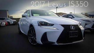 2017 Lexus IS350 F-Sport 3.5 L V6 Review
