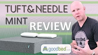 Tuft & Needle MINT Mattress Review by GoodBed.com