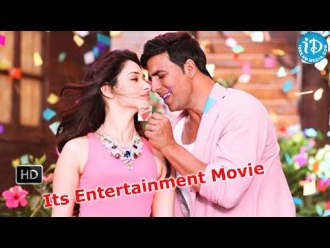 It's Entertainment Movie Promotional Press Meet - Akshay Kumar-Tamanna