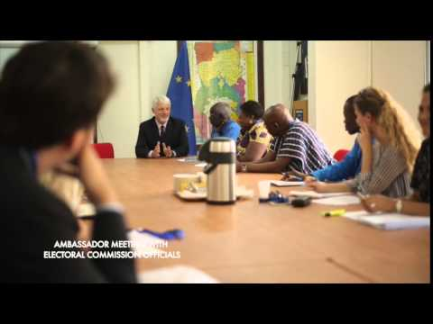 European Union's Support to Ghana's Electoral Cycle 2011-2016