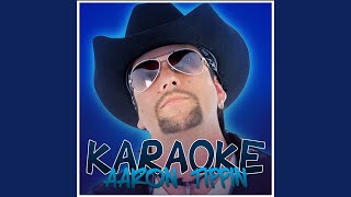 Love Like There's No Tomorrow (In the Style of Aaron Tippin with Thea Tippin) (Karaoke Version)