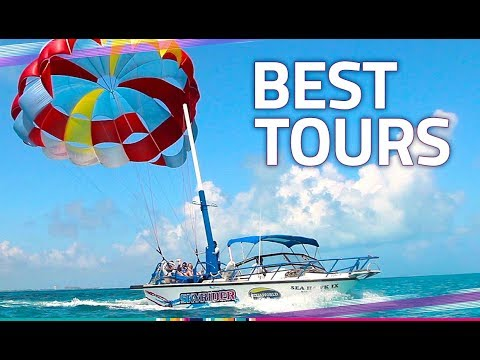 Aquaworld tours in Cancun