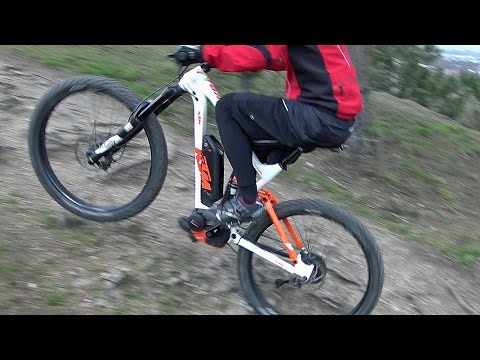 KTM Macina Kapoho 27,5+ 11 CX5  e-Mountainbike