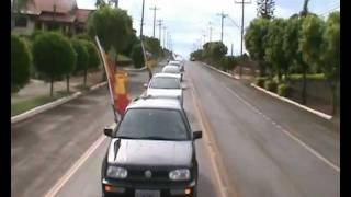 preview picture of video 'Encontro da Família Follmann 2011 - 1. Carreata'