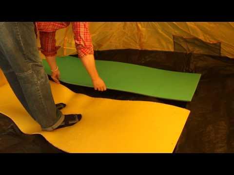 Палатка «Килкени 5 v.2». Видеообзор.