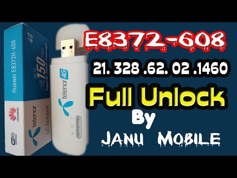 E8372-608__ 21  328  62  02  1460 Full Unlock By Janu Mobile