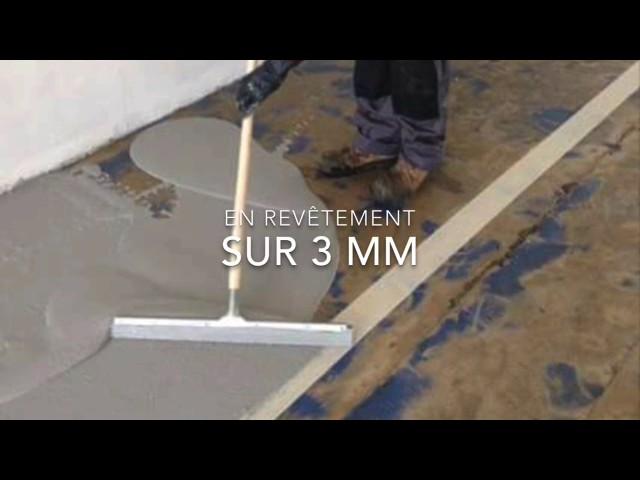 EUROROUTE HD - Coloration et Marquage sur Béton
