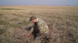 Смотреть онлайн Маскировка для охоты на уток: плюсы и минусы лежака