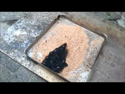 Sparbrand Anleitung Anzünden Cold Smoke Räuchern Kaltrauch