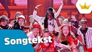 Kinderen voor Kinderen - Pasapas - songtekst
