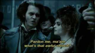 Sweeney Todd- Pirelli's Miracle Elixir
