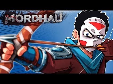 MORDHAU - RAISE THY BOWS AND FIRE!!! (With Cartoonz, Ohmwrecker & Squirrel)