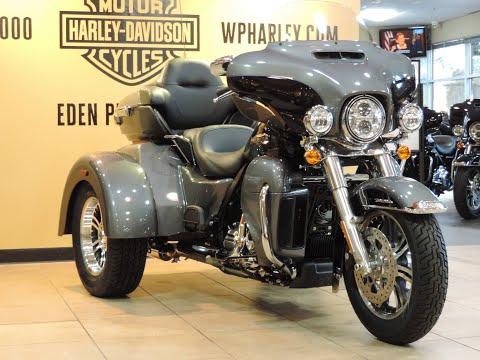 2021 Harley-Davidson® Touring FLHTCUTG Tri Glide® Ultra