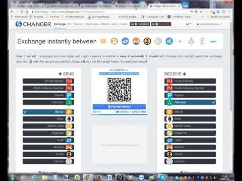 Bitcoin converter alkalmazás