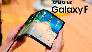 Презентация первого ГНУЩЕГОСЯ смартфона! Samsung Galaxy F