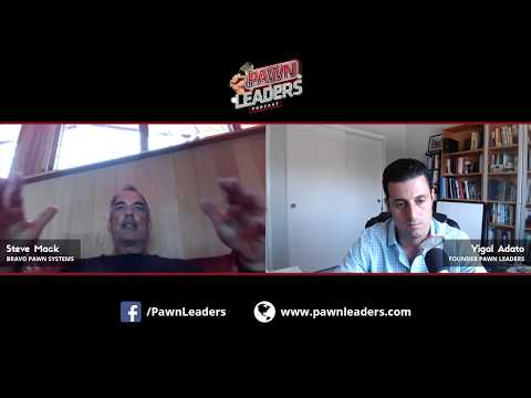 Pawn Leaders Podcast E45: From Pawn Stores To Pawn Software With Steve Mack