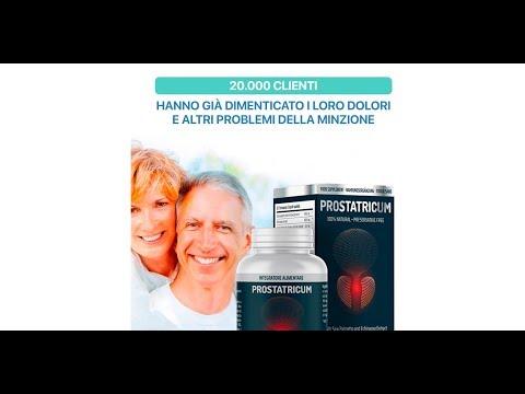 Farmaci per il trattamento di pillole prostata