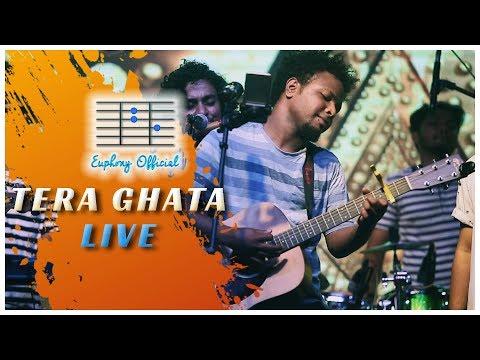 Tera Ghata (Live) | Gajendra Verma - Euphony Official