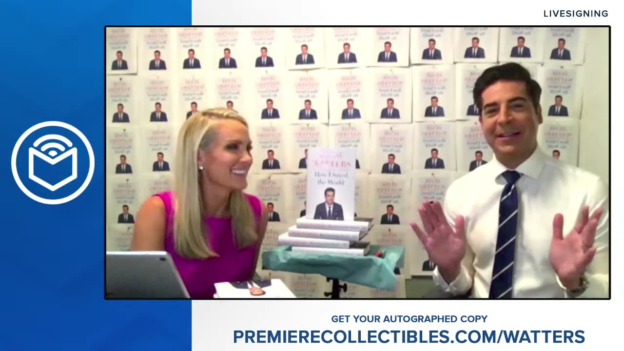 How I Saved the World by Jesse Watters