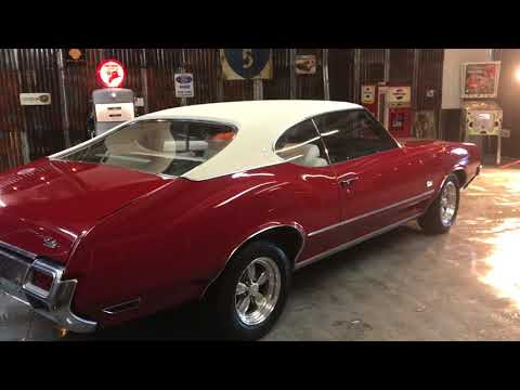 Video of 1971 Cutlass located in Redmond Oregon - $15,500.00 Offered by Cool Classic Rides LLC - MZBF