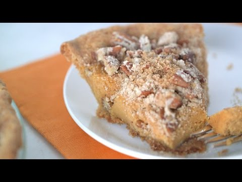 Must-Try Pumpkin Crunch Pie- Everyday Food with Sarah Carey