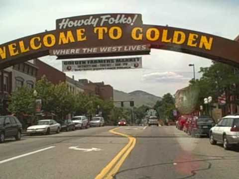 Video The Best Places to Live in the Denver Area - Golden Colorado