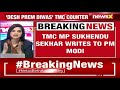 TMC MP Sukhendu Writes To PM Modi | Requests Declassification Of Netaji Files | NewsX - Video
