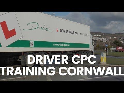 Driver CPC Training Courses | Driveline GB Ltd - YouTube