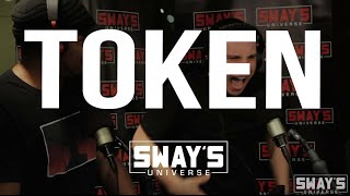 Friday Fire Cypher: Token Goes Berserk And Kicks An Outstanding 6 Minute Freestyle | Sway's Universe