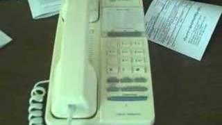 Old Phone Ringing