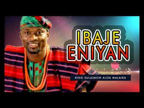 Download King Sulaimon Aloa Malaika - Ibaje Eniyan - 2018 Yoruba Fuji Music  New Release This Week HD Mp4 3GP Video and MP3