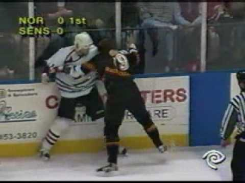 Brian McGrattan vs. Mike Brown