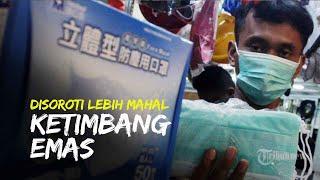 Harga Masker di Indonesia Meroket, Disoroti Media Asing karena Lebih Mahal Ketimbang Emas