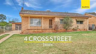 4 Cross St, Junee
