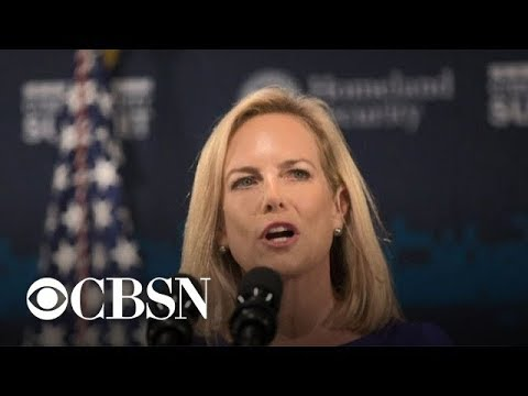 Kirstjen Nielsen resigns after clashes with Trump over immigration