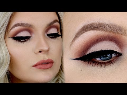 CUT CREASE TUTORIAL - Hooded Eyes