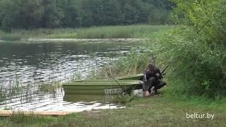 Базы отдыха в беларуси с рыбалкой