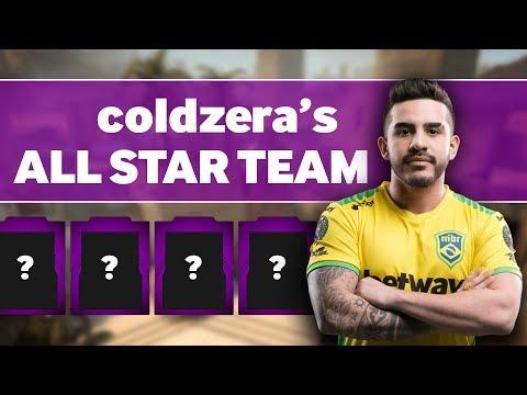 Coldzera's All Star Counter-Strike Team