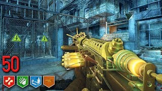 BO1 DER RIESE ROUND 50 CHALLENGE IN 2020! (Black Ops 1 Zombies)