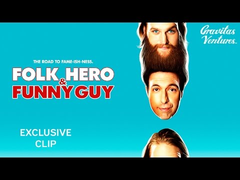 Folk Hero & Funny Guy (Clip 'Let's Go on Tour')