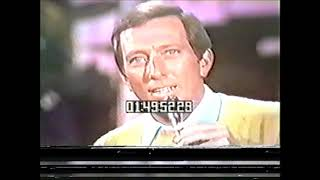 """Andy Williams """"Honey Come Back"""" 1970"""